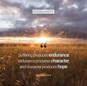 patience brings endurance