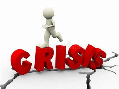 Image result for crisis running
